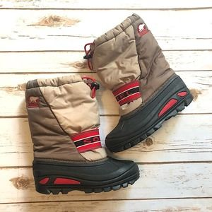 Sorel Slip On Winter Boots Insulate size 2